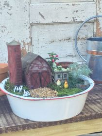 Magical And Best Plants DIY Fairy Garden Inspirations 72