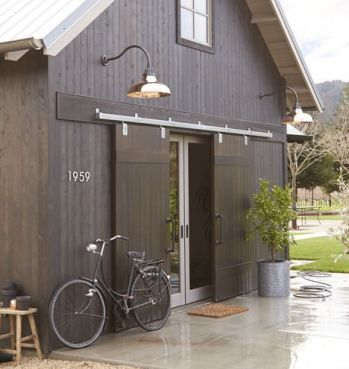 Metal Sliding House Ideas 10