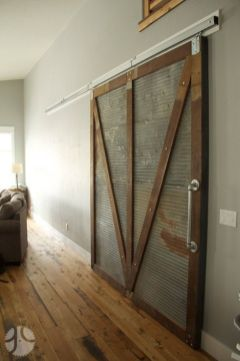 Metal Sliding House Ideas 19