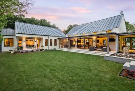 Metal Sliding House Ideas 34