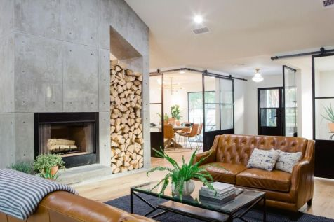 Metal Sliding House Ideas 36