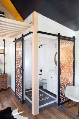 Metal Sliding House Ideas 59