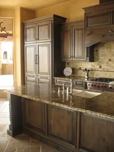 50 Modern Walnut Kitchen Cabinets Design Ideas decoratoo