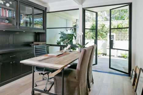 Office Built In Cabinets Ideas 35
