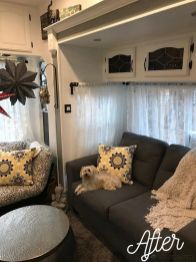 RV Hacks, Remodel And Renovation Ideas That Will Make You A Happy Camper1
