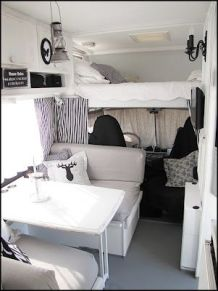 RV Hacks, Remodel And Renovation Ideas That Will Make You A Happy Camper11