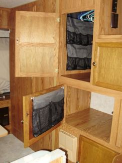 RV Hacks, Remodel And Renovation Ideas That Will Make You A Happy Camper13