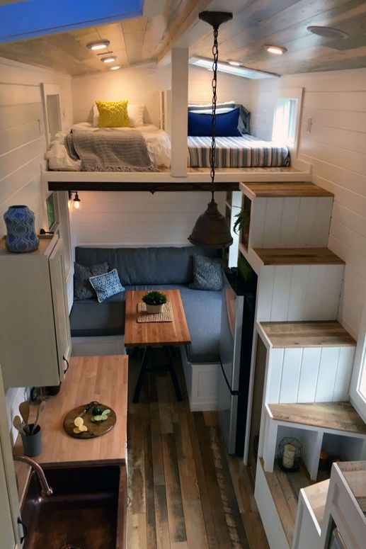 RV Hacks, Remodel And Renovation Ideas That Will Make You A Happy Camper27