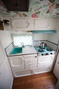 RV Hacks, Remodel And Renovation Ideas That Will Make You A Happy Camper36
