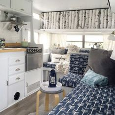 RV Hacks, Remodel And Renovation Ideas That Will Make You A Happy Camper4