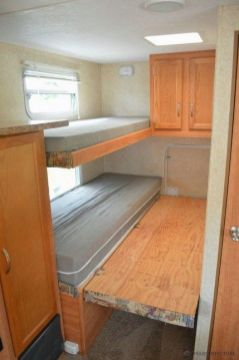 RV Hacks, Remodel And Renovation Ideas That Will Make You A Happy Camper42