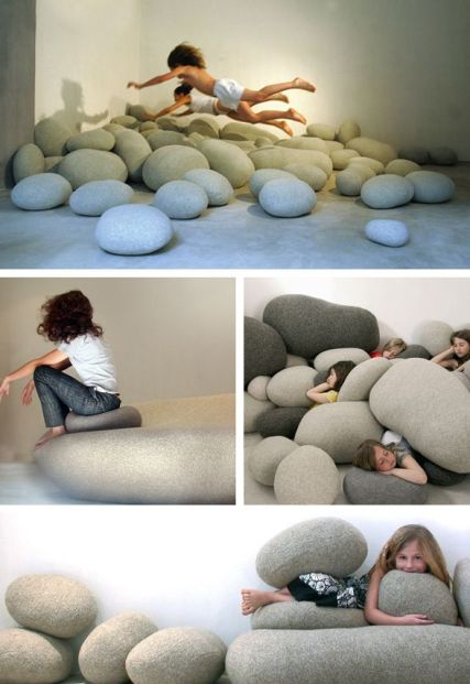 Rock Pillows 35