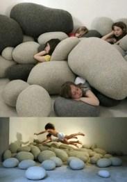 Rock Pillows 4