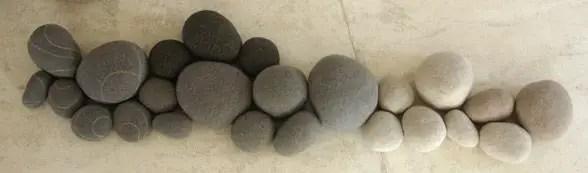 Rock Pillows 48