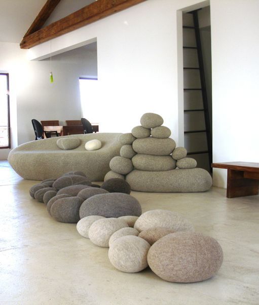 Rock Pillows 55