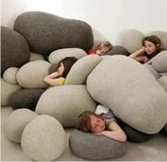 Rock Pillows 64