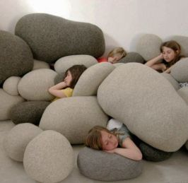 Rock Pillows 86