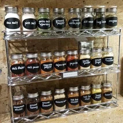 Spices Organization Ideas 33
