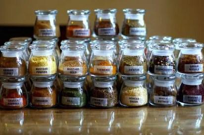 Spices Organization Ideas 56
