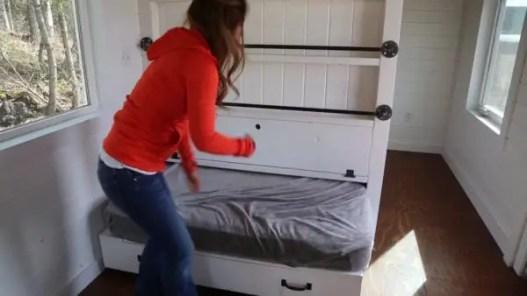 Tiny House Bunk Beds 1