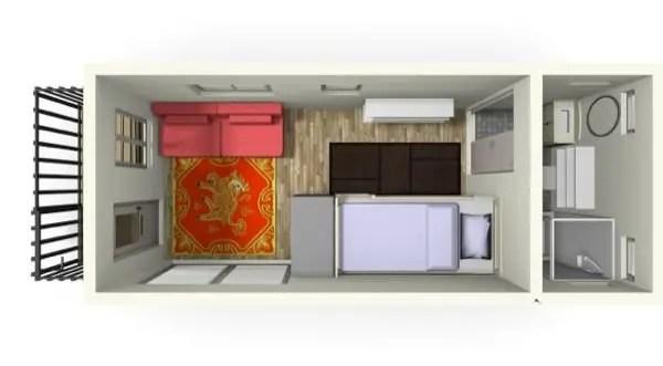 Tiny House Bunk Beds 38