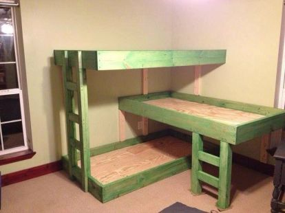 Tiny House Bunk Beds 42
