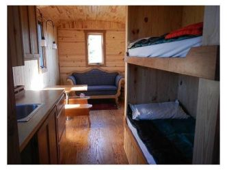 Tiny House Bunk Beds 46