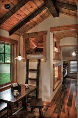 Tiny House Bunk Beds 57