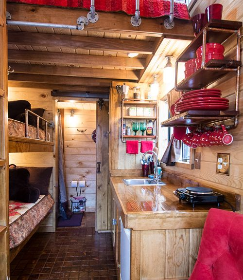 Tiny House Bunk Beds 8