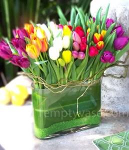 Tulips In Vase 21