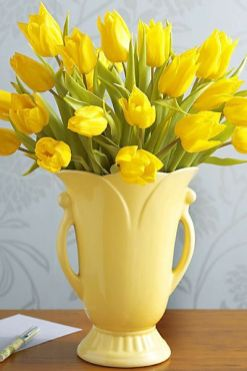 Tulips In Vase 39