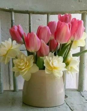 Tulips In Vase 61