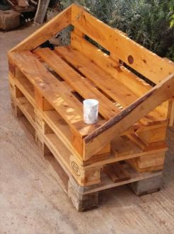 Wood Pallet Furniture 17
