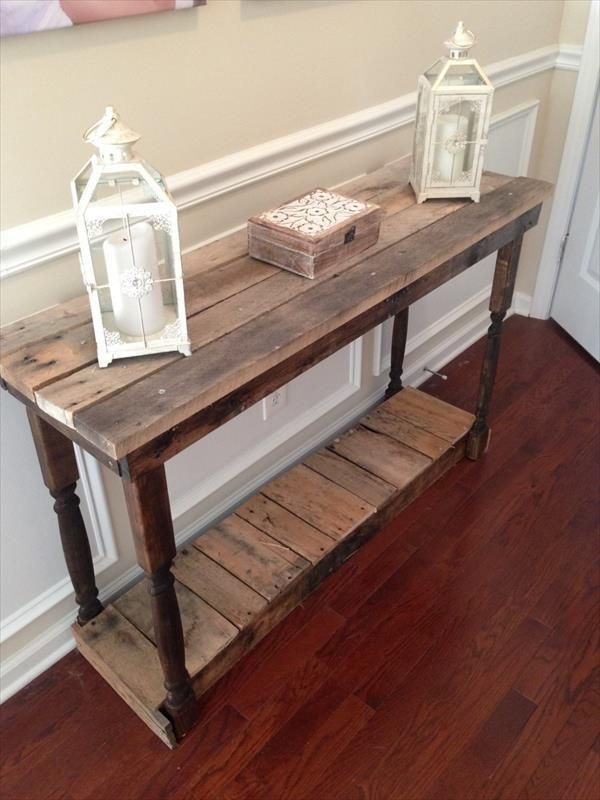 Wood Pallet Furniture 29