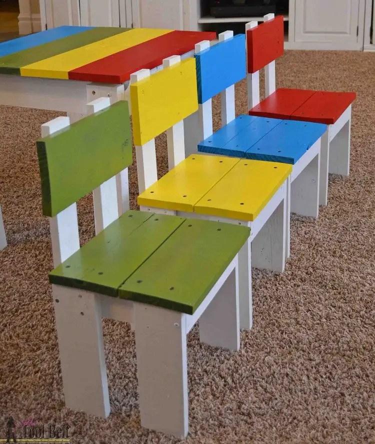 Wood Pallet Furniture 38