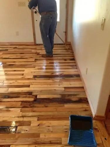 Wood Pallet Furniture 55