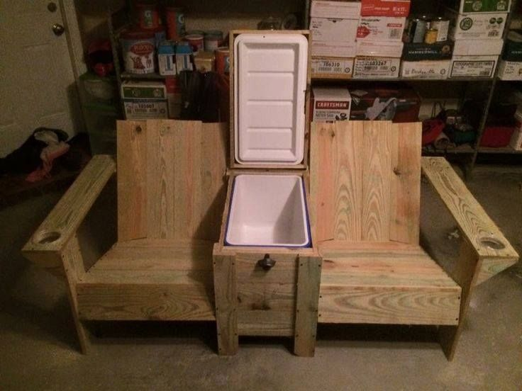 Wood Pallet Furniture 6