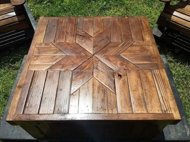 Wood Pallet Furniture 65