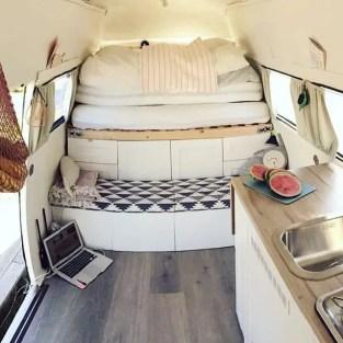 Camper Van Interior Ideas 12