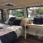 Camper Van Interior Ideas 14