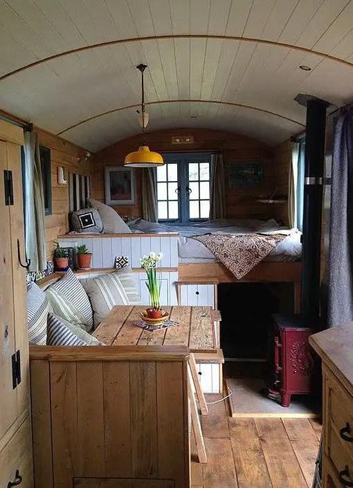 Camper Van Interior Ideas 2