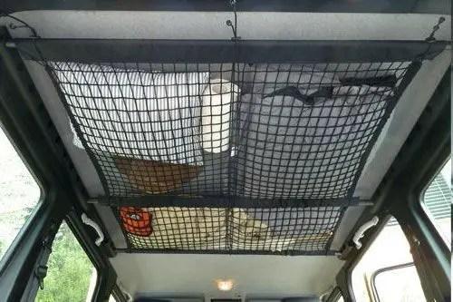 Camper Van Interior Ideas 29