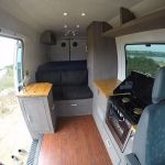 Camper Van Interior Ideas 32