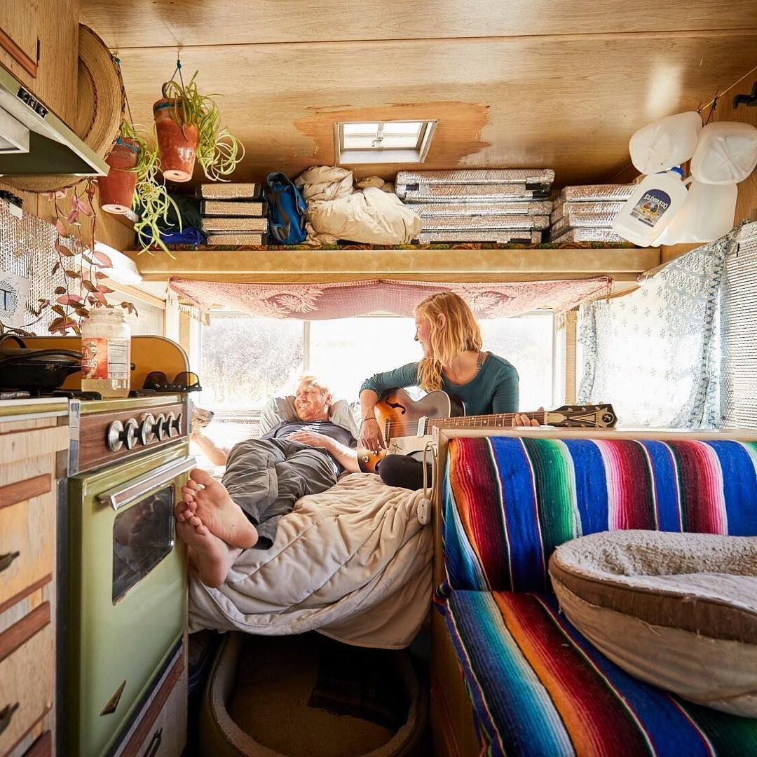 Camper Van Interior Ideas 4