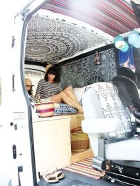 Camper Van Interior Ideas 42