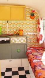 Camper Van Interior Ideas 44