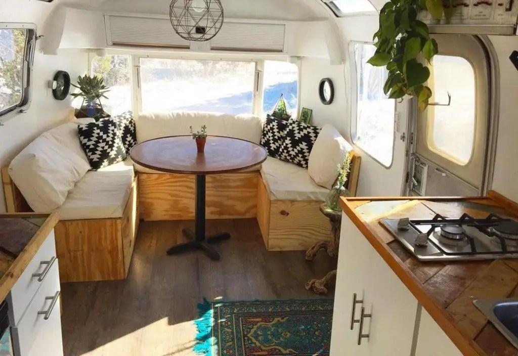 Camper Van Interior Ideas 49