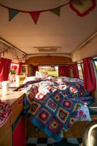 Camper Van Interior Ideas 56