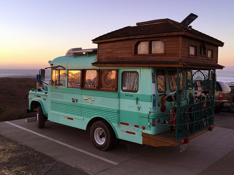 Camper Van Interior Ideas 58