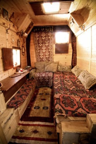 Camper Van Interior Ideas 6